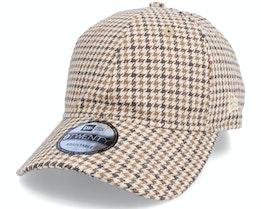 Check 9TWENTY Wheat Dad Cap - New Era