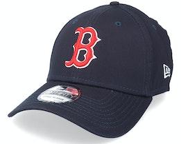 Boston Red Sox League Essential 39THIRTY Navy Flexfit - New Era