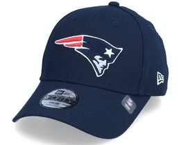 Kids New England Patriots 9FORTY The League Navy Adjustable - New Era