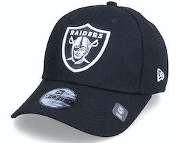 Kids Las Vegas Raiders 9Forty The League Black Adjustable - New Era