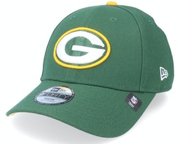 Kids Green Bay Packers 9FORTY The League Green Adjustable - New Era