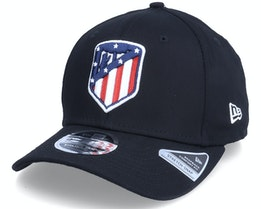 Atlético Madrid Essential 9FIFTY Black Adjustable - New Era