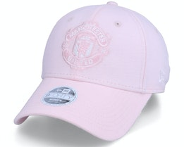 Manchester United Womens Jersey 9FORTY Pink Adjustable - New Era