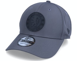 Chelsea Tonal Featherweight Poly 9FORTY Gray Adjustable - New Era
