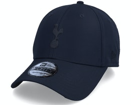 Tottenham Hotspur Rubber Patch 9FORTY Navy Adjustable - New Era