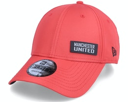 Manchester United Ripstop 9FORTY Scarlet Adjustable - New Era