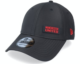 Manchester United Ripstop 9FORTY Black Adjustable - New Era