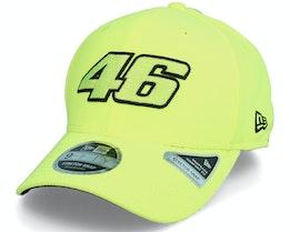 Moto GP Diamond Era 9FIFTY Neon Yellow Adjustable - New Era