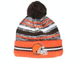 Cleveland Browns NFL21 Sport Knit Pom - New Era