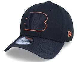 Cincinnati Bengals NFL21 Side Line 39THIRTY Black Flexfit - New Era