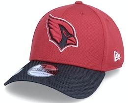 Arizona Cardinals NFL21 Side Line 39THIRTY Red Flexfit - New Era