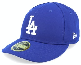 Los Angeles Dodgers MLB Low Profile 59Fifty Authentic Royal - New Era