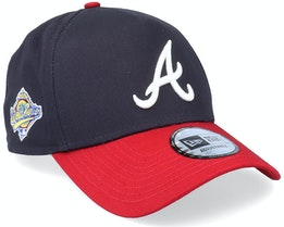 Hatstore Exclusive x Atlanta Braves World Series 1996 Snapback - New Era