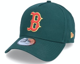 Hatstore Exclusive x Boston Red Sox Emeralds A-Frame - New Era
