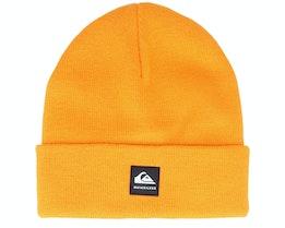 Brigade Beanie Flame Orange Cuff - Quiksilver