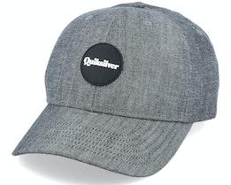 Decades Advanced Heather Charcoal Adjustable - Quiksilver