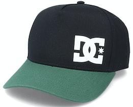 Why Notss Black/Dark Green Adjustable - DC