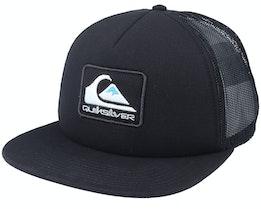 Omnipresence Black Snapback - Quiksilver