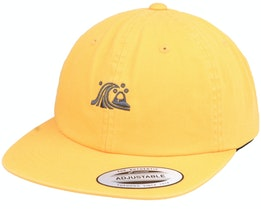 Waxer Nugget Gold Strapback - Quiksilver