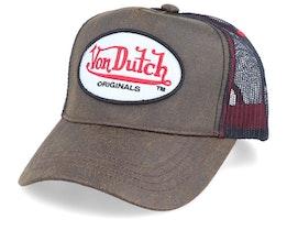 Originals Brown/Black Trucker - Von Dutch
