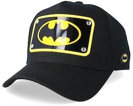 Justice League Batman Black/Yellow Adjustable - Capslab