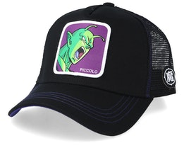 Dragon Ball Piccolo Black/Black/Purple Trucker - Capslab