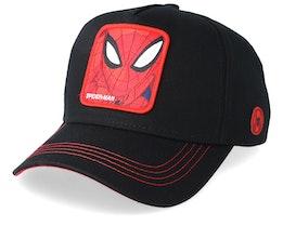 Spider-Man Black/Red Adjustable - Capslab