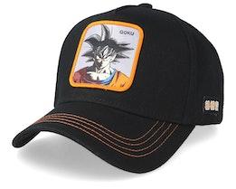 Dragon Ball Goku Black/Black/Orange Adjustable - Capslab