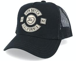 29 92 California Black Trucker - Von Dutch