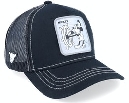 Disney Mickey Black/Grey Trucker - Capslab
