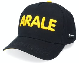 Dr Slump Arale 3 Black/Yellow Adjustable - Capslab
