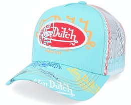 Brand Mint Trucker - Von Dutch