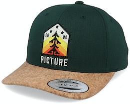 Malmo Pine Green/Cork Adjustable - Picture