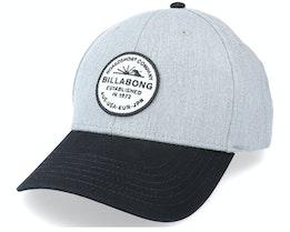 Walled Heather Grey/Black Adjustable - Billabong