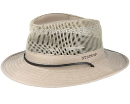 Outdoor Air Cotton Beige Traveller - Stetson