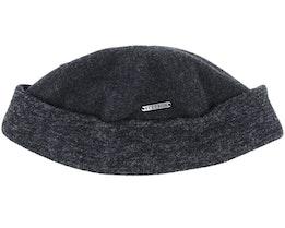 Docker Wool/Cashmere Short Beanie - Stetson