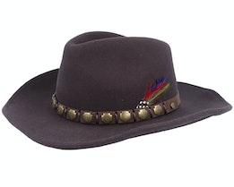 Western Woolfelt Hat - Stetson