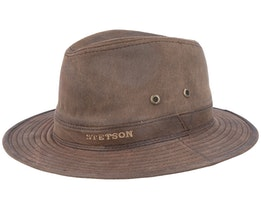 Co/Pes Brown Traveller - Stetson