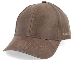 Baseball Co/Pes Brown Adjustable - Stetson