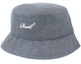 Bucket Hat Charcoal Bucket - Reell