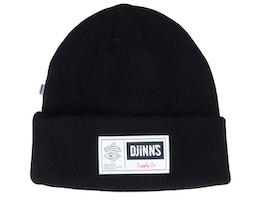 Big Label Black Cuff - Djinns