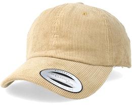 Dad Cap Manchester Khaki Adjustable - Yupoong