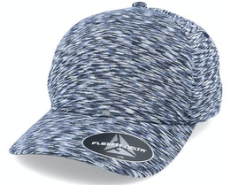 Delta Unipanel Melange Navy Flexfit - Flexfit