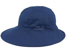 Women's Texapore Ecosphere Midnight Blue Bucket - Jack Wolfskin