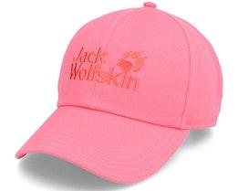 Baseball Cap Tulip Red Adjustable - Jack Wolfskin