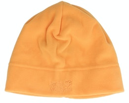 Real Stuff Cap Orange Sky Beanie - Jack Wolfskin