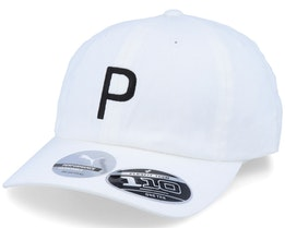 P White/Black Adjustable - Puma