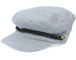 Military Smoke Grey Vega Cap - Seeberger
