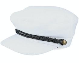 Military Off White Vega Cap - Seeberger