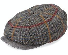 Hatteras Ef Wool Brown Ear Flap - Stetson